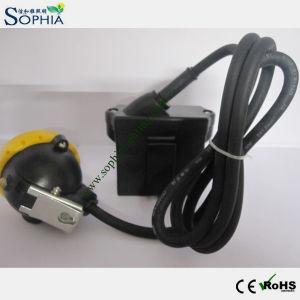 6ah Rechargeable Headlight, Headlamp, LED Cap Lamp, Cap Light