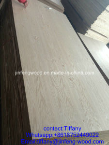 1220*2440*17mm Red Oak Veneer MDF for Furniture pictures & photos