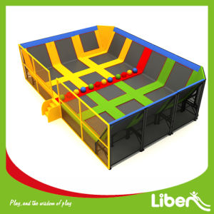 Professional Manufacturer Supplier Trampoline Park pictures & photos