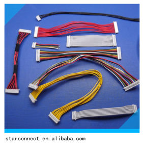 Factory Price Electronic Wire Harness with Molex 1.25mm Pitch pictures & photos