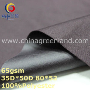 100%Polyester Pongee Dyeing Fabric for Garment Shirt (GLLML329) pictures & photos