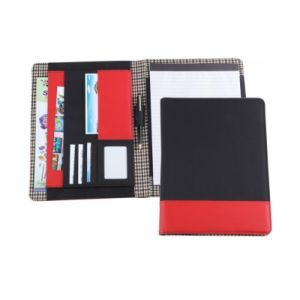 PU PVC Leather File Folder B404