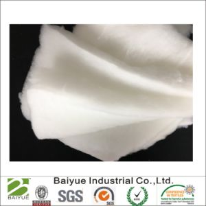 Warm and Natural Polyester Padding for Garments and Quilts pictures & photos