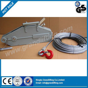 Wire Rope Cable Pulley Block Pulling Hoist Aluminum Body pictures & photos