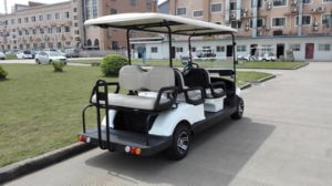 New Energy CE Approved 6 Seats Golf Cart with EEC Certificate pictures & photos