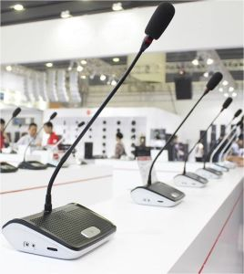 Cheap Digital Conference System Tl-3300 pictures & photos