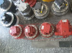 Mag-16vp Track Drive Motor for Takeuchi Tb16 Tb15 Tb17