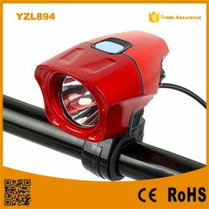 Rechargeable 150lm XP-E Bicycle Front Light pictures & photos