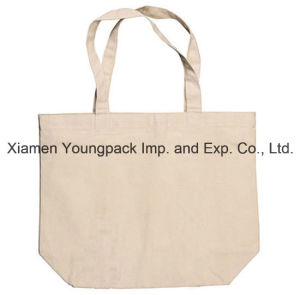 Advertising Promotional Eco Friendly Reusable 100% Natural Cotton Calico Bag pictures & photos