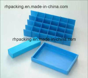 High Quality Seperated or Protected Corrugated PP Sheet/Flute Board/Corrugated Plastic Board pictures & photos