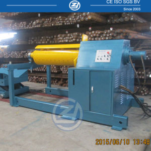 Automatic Hydraulic Uncoiler for Roll Forming Machine pictures & photos