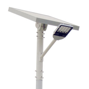 15W 24W 30W LED Outdoor Solar Area / Street Light