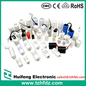 Cbb60 Motor Run Polypropylene Capacitors with Ce RoHS pictures & photos