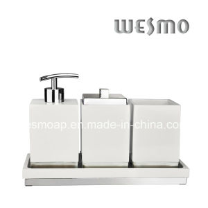 High-End Bath Set (WBP0337B) pictures & photos