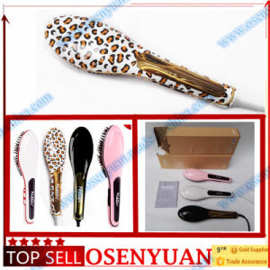 Beauty Star Excellent Value for Money Hair Straightener Brush pictures & photos