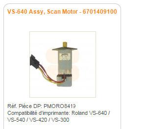 Roland Origin Vs640 Scan Motor pictures & photos