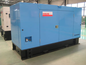 CE Approved Best Supplier Super Silent Diesel Generator 20kVA (GDC20*S) pictures & photos