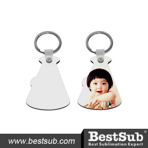 Bestsub Megaphone Personalized Hardboard Key Ring (MYA07) pictures & photos