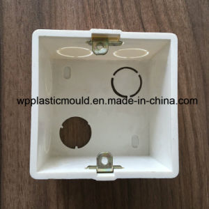 Plastic Switch Box - Square Shape (AXH-1) pictures & photos