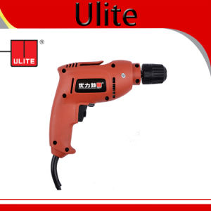 Hot Sale 10mm 400W Portable Electric Drill Copper Wire Motor Power Hand Tools pictures & photos