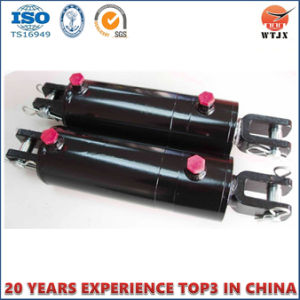 Double Acting Telescopic Cylinder for Agricultural Machinery pictures & photos