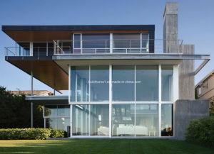 Passive Ventilation Thermal Break Aluminium Glass Windows pictures & photos