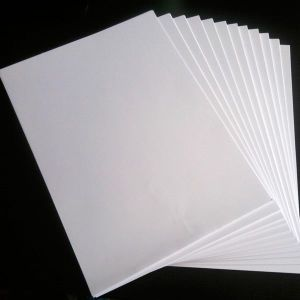 100GSM A3 A4 Roll Sublimation Transfer Paper for T-Shirt Printing pictures & photos