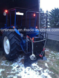 Tractor Pto Powered 2000kgs/2ton Forest Use Winch/Forestry Winch with CE pictures & photos