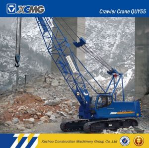 XCMG Official Manufacturer Quy55 Crawler Crane pictures & photos