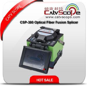 Csp-380 Fiber Fusion Splicer/Splicing Machine pictures & photos