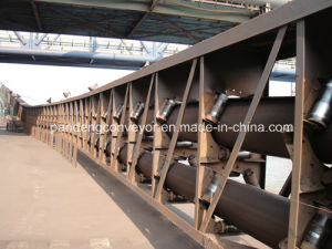 Flame Resistant Explosion Proof Steel Cord Conveying Belt pictures & photos
