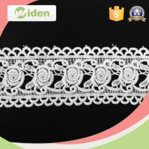 Regular Design Voile Lace Fabric Nigerian Chemical Lace pictures & photos
