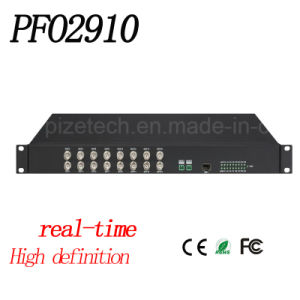 16CH Optical Transceiver (Lite) Hdcvi {Pfo2910} pictures & photos