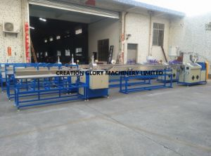 Cooling Extrusion Technology Fridge Freezer Door Frame Extrusion Line pictures & photos