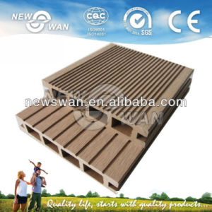Multiple Grain Patterns Options WPC Decking (NWPC-1124) pictures & photos