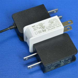 5V1000mA Us Plug Switching Power Adapter pictures & photos