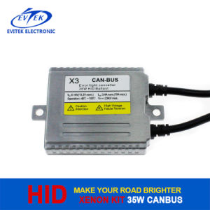 Slim 35W Canbus Electronic Ballast for Auto Xenon Light Xenon HID Kit pictures & photos