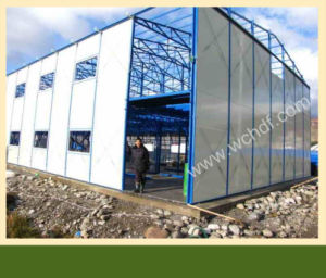 Huge Project Prefabricated House for Temporary Resorts