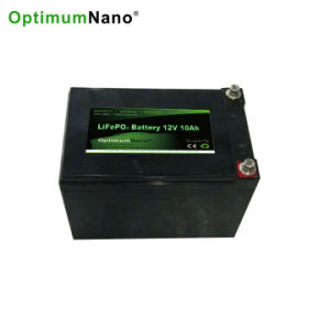 12V10ah LiFePO4 Battery for UPS E-Tools pictures & photos