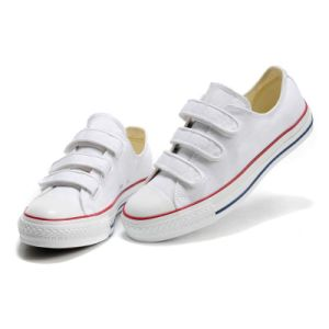 Mens Black Canvas Shoes Best Offer on Casual Shoes pictures & photos