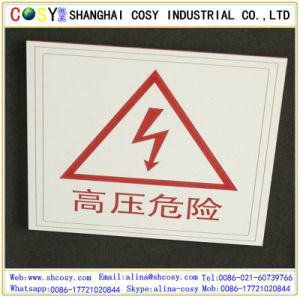 High Adhesive ABS Double Color Board for CNC Engraving pictures & photos