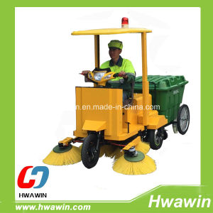 Electric Ride on Floor Sweeper pictures & photos