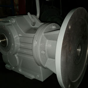 Sew Type K77 Bevel Gearbox High Quality Helical Arrangement Geared Motor Gear Box pictures & photos