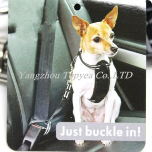 Reflective Seat Belt Dog Harness, Safety Pet Harness pictures & photos