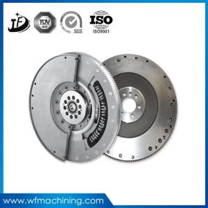 Sand Casting Inertia Plating Large Flywheel/Racing Flywheel pictures & photos