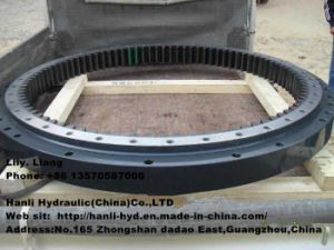 Hydraulic Rotary Bearing for Excavator Crawler Track Undercarriage Parts pictures & photos
