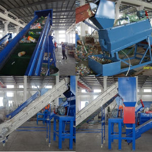 Environmental Pet Plastic Bottle Recycling Washing Line pictures & photos