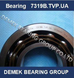 Angular Contact Ball Bearing 7319 B. Tvp. Ua with Fiber Cage pictures & photos