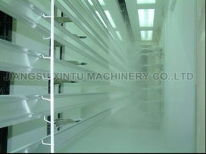 Professional Automatic Powder Coating Production Line pictures & photos