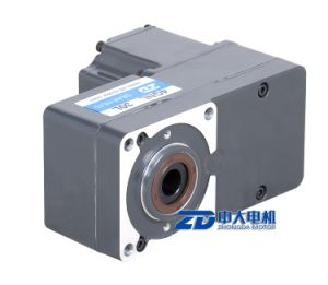 L type hollow shaft output reducer pictures & photos